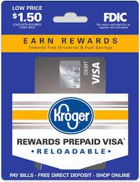 kroger rewards temporary card