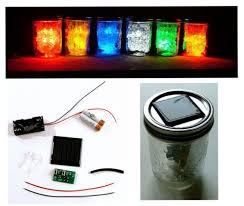 Diy Light Kit Diy Solar Led Jar Light Kit Diy Solar Jar Lights Solar Led