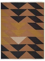 hand woven flat weave kilim wool area rug