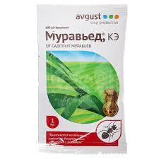 <b>Инсектицид от муравьев Муравьед</b>, 1 мл, Avgust в Москве ...
