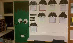 classroom door decorations for halloween. Classroom Door Decorations For Halloween With Thoughts Of A Third Grade Teacher: And Common I