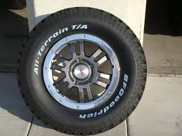 Toyota Tacoma Bolt Pattern Unique Official Tundra Wheel And Tire Setups Pics And Info Toyota