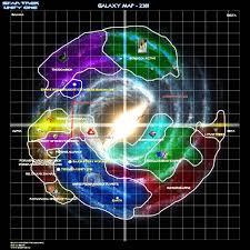 Map Of Delta Quadrant Voyager Google Search Star Trek