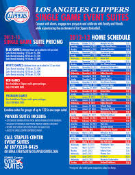 Clippers Game Seating Chart Clippers Game Tickets Bill Miller Breakfast