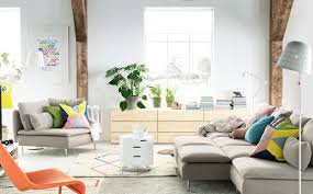 apartment sized furniture ikea. A Stylish And Space Saving Ikea Soderhamn Sofa With Chaise In Living Room Best Sofas Couches Apartment Sized Furniture Trends 2018
