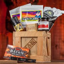 man crates bacon. Interesting Crates The Bacon Crate  Awesome Gifts Man Crates And W