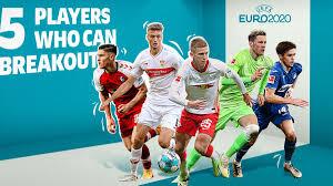 Voici la carte de ádám szalai dans le mode fut (fifa ultimate team) de fifa 20. Bundesliga Dani Olmo Wout Weghorst Sasa Kalajdzic Christoph Baumgartner And Roland Sallai 5 Lesser Known Bundesliga Players To Watch At Uefa Euro 2020