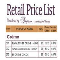 Product And Price Price List Forever Living Products Middle East