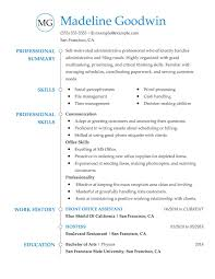 Executive Assistant Resume Examples Myperfectresume