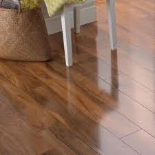 Laminate Flooring Designs Colours Dolce High Gloss Walnut Effect Laminate Flooring 1 19 M