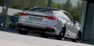 Wheelsandmore Fiddles With The Audi RS5 Coupe, Pumps It Up To 513 ...