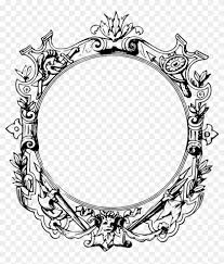 ornate frame filigree frame png 545982