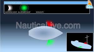 What Is A Masthead Light 2 Basic Navigation Lights