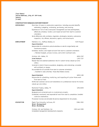 7 Superintendent Resume Mla Cover Page