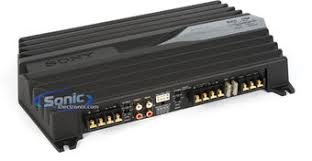 sony xm gtx6040 600w max 4 3 channel gtx series amplifier Explod Sony Cdx Gt40uw Wire Diagram product name sony xm gtx6040