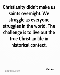 Quotes On Christian Life Best of Wati Aier Life Quotes QuoteHD