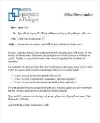 Example Of Office Memorandum Letter 8 Formal Memos Sample Word Google Docs Format Download