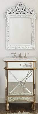Mirrored Sink Vanity Mirrored Bathroom Vanity Mirrored Bathroom Cabinet