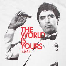 Scarface Quotes Awesome 48 Quote Scarface He Lived The American Dream With A