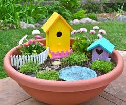 Small Picture Fairy Garden Design Markcastroco