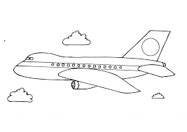 Also check out our other transportation coloring pages with a variety of drawings to print and paint. Free Printable Airplane Coloring Pages For Kids