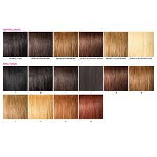 Janet Collection Color Chart