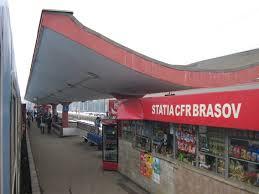 Brașov railway station