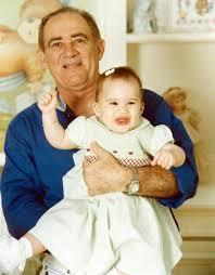 Reveja mensagem emocionante de Renato Aragão há 20 anos no nascimento da  filha Lívian | Vídeo Show