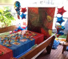 Spiderman Bedroom Decorations The Amazing Spiderman Decorations Room Furniture Ideas