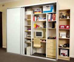 creative office storage. Prepossessing Small Home Office Storage Ideas Within Convert Closet Cubicle Elegant Creative