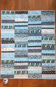 45 Beginner Quilt Patterns and Tutorials & Simple Strips Quilt Tutorial Adamdwight.com