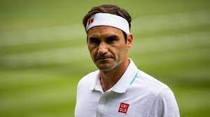 Roger Federer may well be doing so now ...