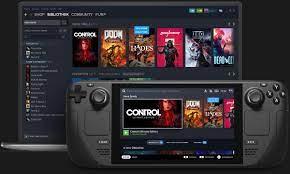 Steam Deck angekündigt: Valve macht PC-Gaming mobil
