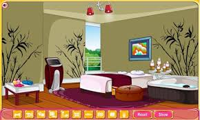 girly room decoration game image