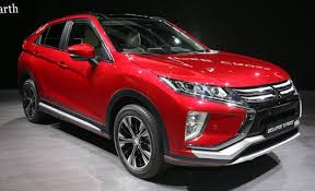 2018 mitsubishi. fine mitsubishi 2018 mitsubishi eclipse cross a new small suv with an old name throughout mitsubishi t