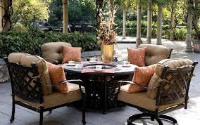 cast aluminum patio furniture outdoor living group 1018 30qb