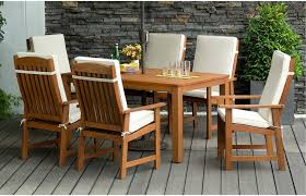 parsons 13pc wooden dining set 2000x1290 6 seater garden