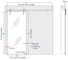 stunning height of sliding glass door doorway dimensions uk p53