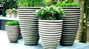 large planters for indoor ceramic flower pots garden pot plant tall containers near