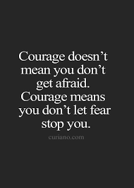 Quotes About Courage Impressive The Result Of Which Braves All Definitions And Means Not One Thing