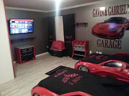 Garage Themed Bedroom Ideas 2