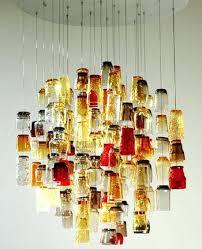 bottle chandelier how to make whiskey plastic