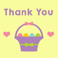 Thank You Easter A Lovely Easter Thank You Free Thank You Ecards Greeting