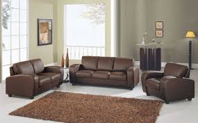 brown sofa sets. Awesome Brown Leather Sofa Set Inspirations Also Attractive Best Color Paint A Living Room With Images Colors Black Sets S