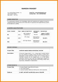 Resume Format For A Fresher Teacher Professional User Manual Ebooks