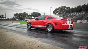 Bogart GT Drag Wheels Package 05-14 Mustang