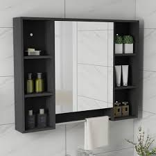 vanity bathroom cabinet wall mount