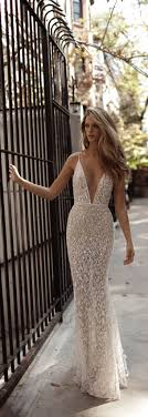 This Bertabridal Wedding Dress Is Pretty Meets Sexy And We Love