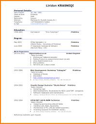 Resume Details Resume Details Example shalomhouseus 1