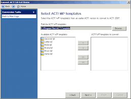 Act Conversion How To Convert Act 3 X 6 X Act Word Processor Templates To Act